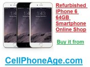 Refurbished IPhone 6 64GB Smartphone